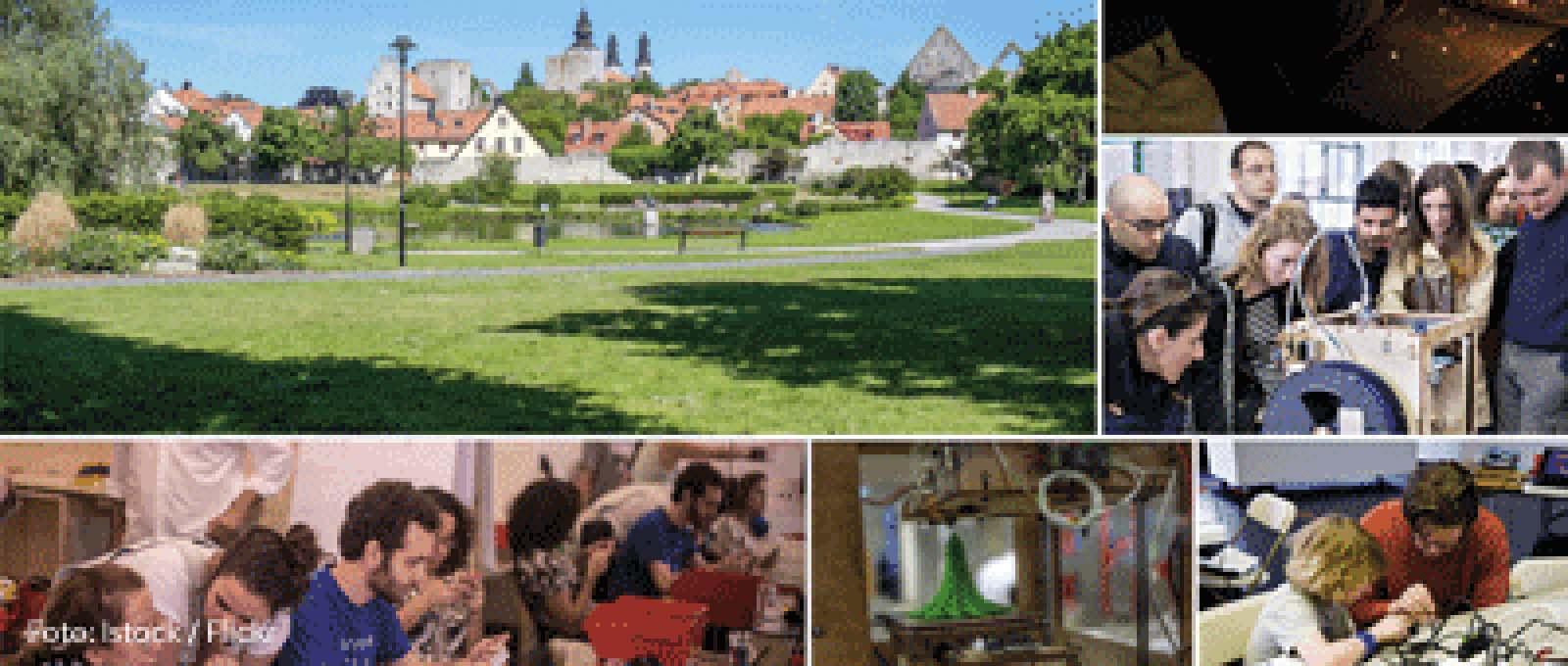 Nytt nätverk arrangerar makerspace i Almedalen