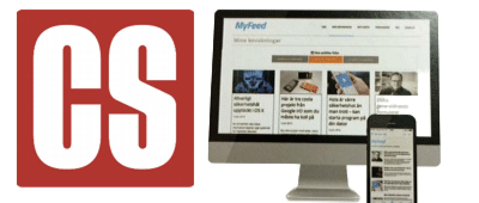 Computer Sweden goes digital