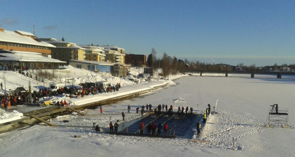 Vintersim i Skellefteå 2015