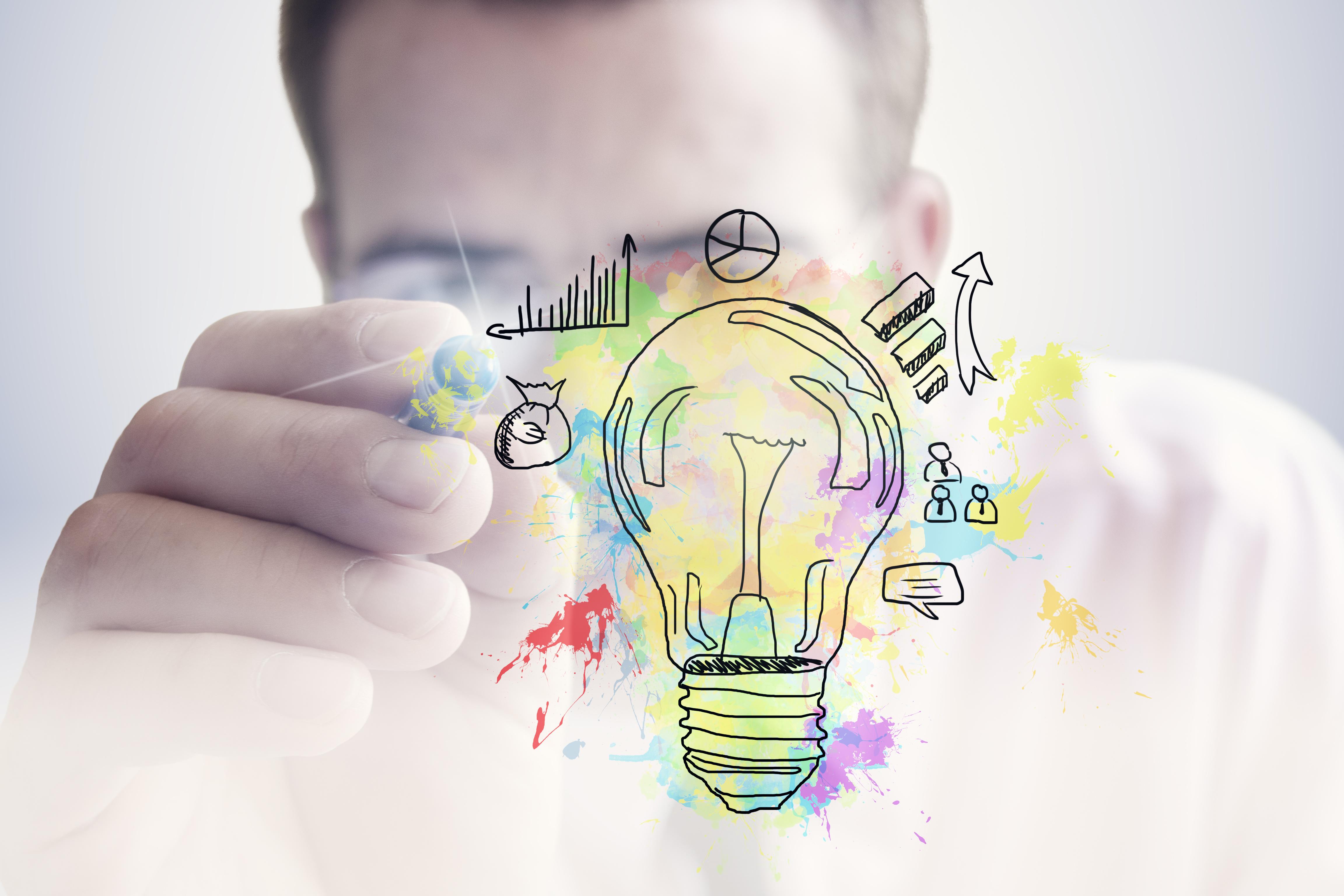 DF Innovation – en idéfabrik för nya lösningar