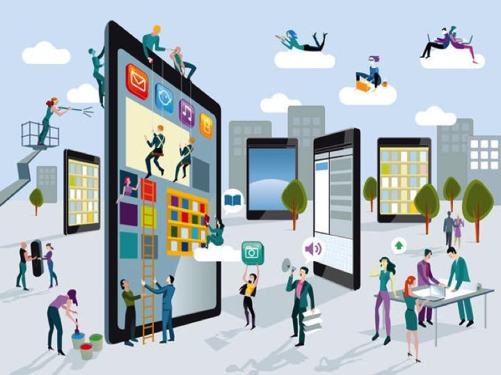 Digitala resan – lunchseminarier med DF