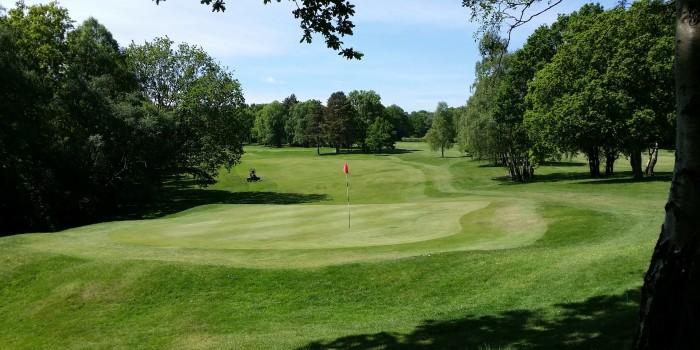 Golf med DFS Södra hela säsongen