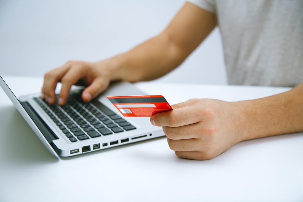 kreditkort online