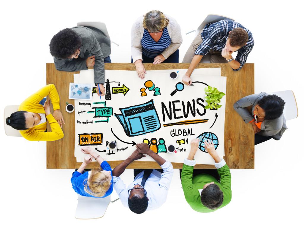 Innovera fram lönsam journalistik