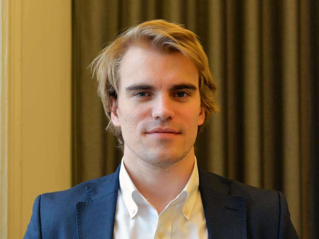 Christoffer De Geer