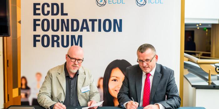 Dataföreningen satsar på ECDL