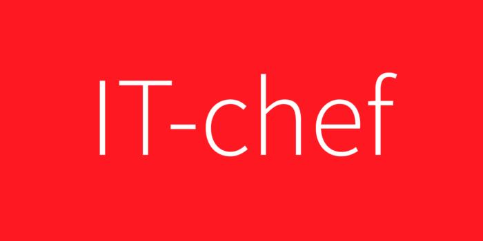 IT-chef