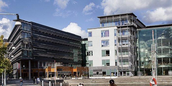 Sigmahuset, LIndholmen
