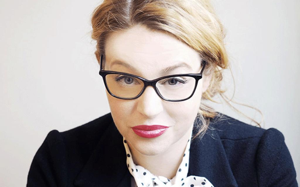Porträtt av Isobel Hadley-Kamptz