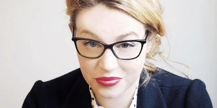 Isobel Hadley-Kamptz är Dataföreningens nya ordförande