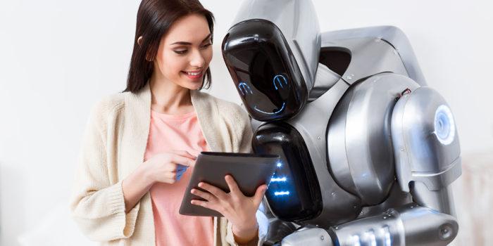 robotar med social intelligens