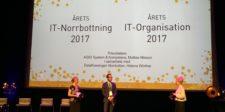 De norrbottniska IT-vinnarna prisade