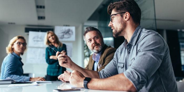 Nytt premiumnätverk för certifierade affärsarkitekter