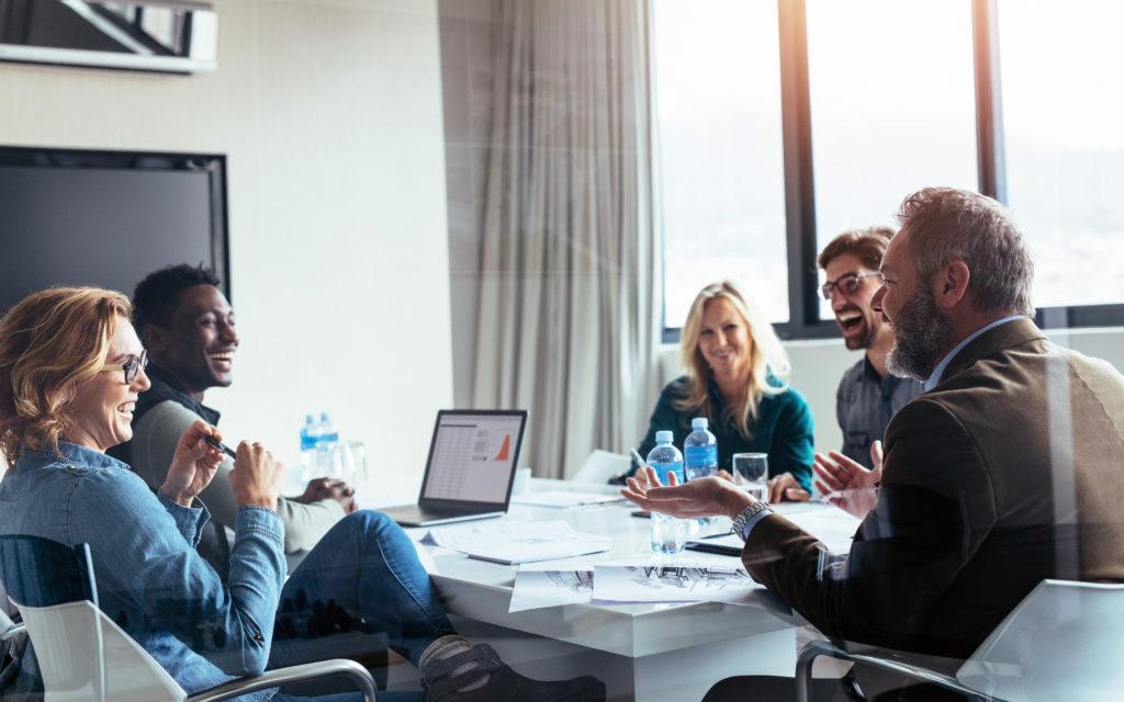 Dataföreningens premiumnätverk för IT-chefer