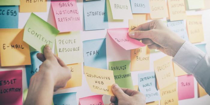 Bygg rätt produkt på rätt sätt med Design thinking