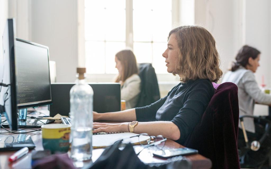 ITQ-nätverket vill locka fler kvinnor till IT-branschen