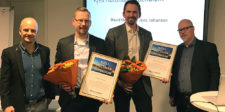 Årets Kjell Hultman-pris till David Heed och Jens Johanson