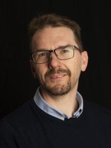 Vice ordförande Dataföreningen Norrbotten Jesper Jonsson