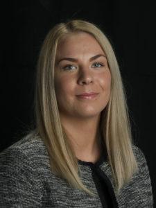 Ledamot Dataföreningen Norrbotten Kelly Forsberg