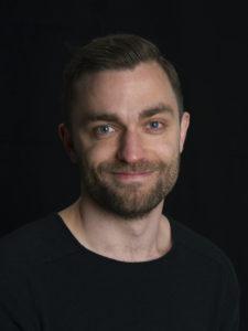 Styrelseordförande Dataföreningen Norrbotten Martin Lundgren