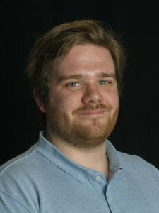 Webbansvarig och sekreterare Dataföreningen Norrbotten William Dinborn