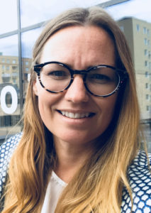 Linda Gustafsson, Sweco, DF Sundsvall