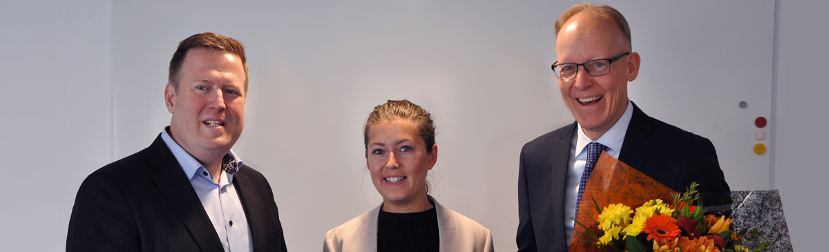 Johan Söderström får Kjell Hultman stipendium 2019