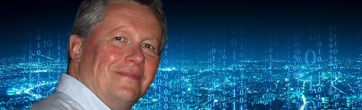 Leif Häggmark ny ordförande för Dataföreningen