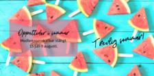 Öppettider i sommar – medlemsservice