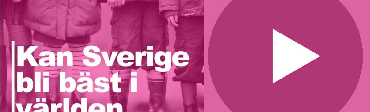 Hur ska Sverige bli världsbäst på digitalisering?