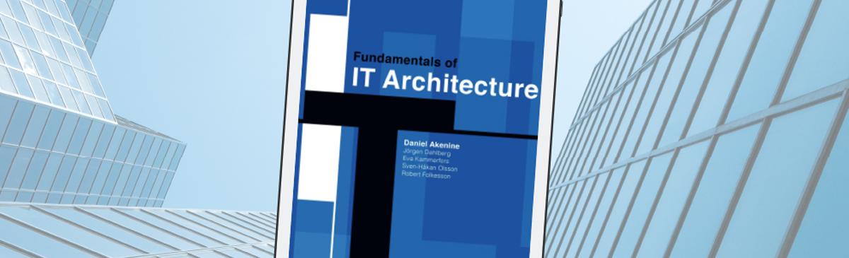 Nylansering av boken om IT-arkitektur